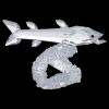 Preciosa Figurine Barracuda